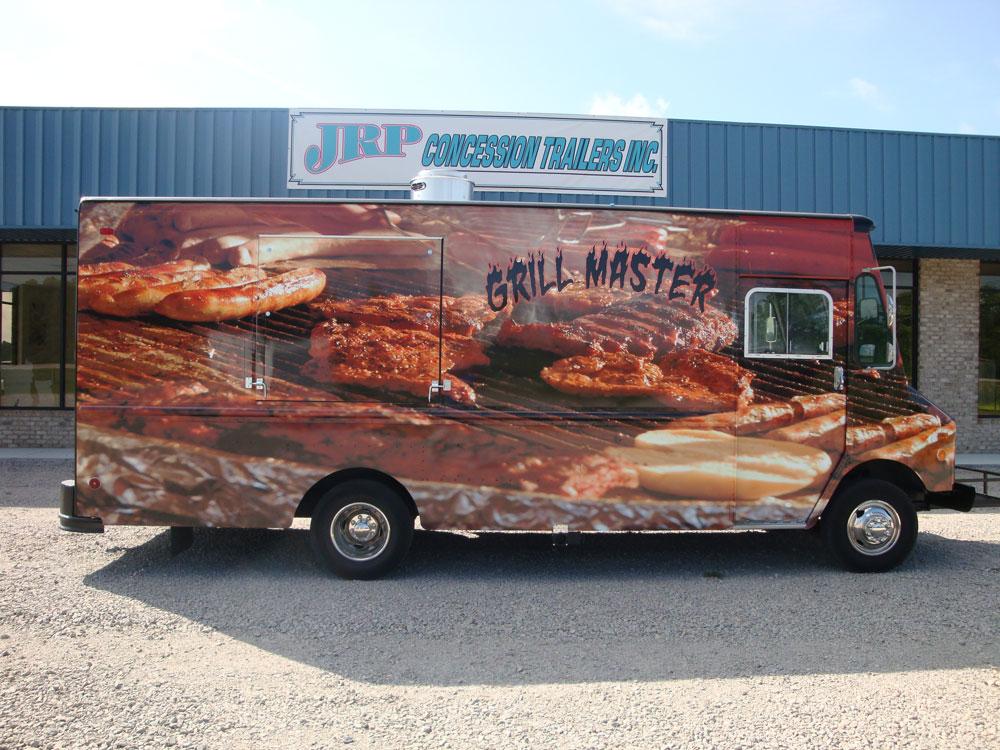 barbecue concession trailers vending concession trailer hot dog trailers. Black Bedroom Furniture Sets. Home Design Ideas